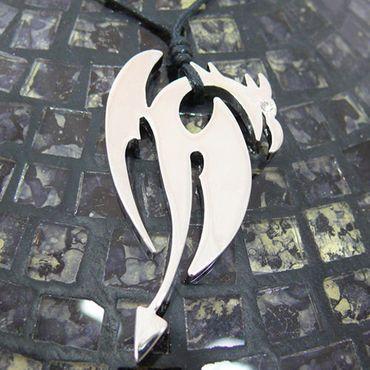 Herrenkette silberfarben bis 66cm verlängerbar Herren Halskette Kette -864