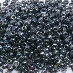 900 Rocailles Glasperlen nachtblau Perlen 3mm Rocaillesperlen Beads -554