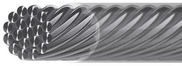 GRIFFIN Schmuckdraht 9,15m Juwelierdraht 19 Strang 0,60mm Edelstahldraht -1465 – Bild 2